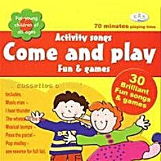 30 Fun Songs And Games For Kids