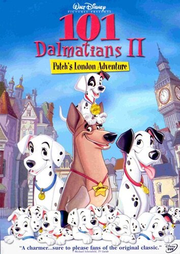 101 Dalmatians II: Patch's London Adventure - 101 далматинец 2: Приключения Патча в Лондоне