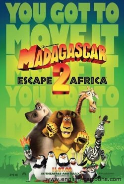 """Madagaskar: Escape 2 Africa"" - ""Мадагаскар: Побег в Африку"""