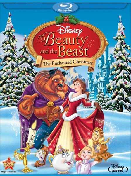 """Beauty and the Beast: The Enchanted Christmas"" - ""Красавица и Чудовище 2: Заколдованное Рождество"""