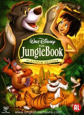 """The Jungle Book"" - ""Книга джунглей: Маугли"""