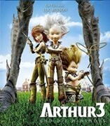 "Фильм-сказка ""Arthur 3: The War of the Two Worlds"""