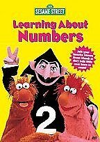 """Sesame Street: Learning About Numbers"" - ""Улица Сезам: Учим цифры"""