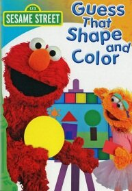 """Sesame Street: Guess That Shape And Color"" - ""Улица Сезам: Угадай форму и цвет"""