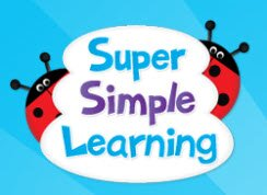 """Super Simple Learning Cartoons-Songs"" на английском"